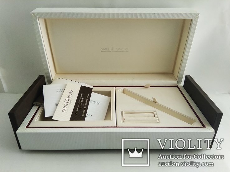 Коробка для часов Saint Honore Оригинал, фото №2
