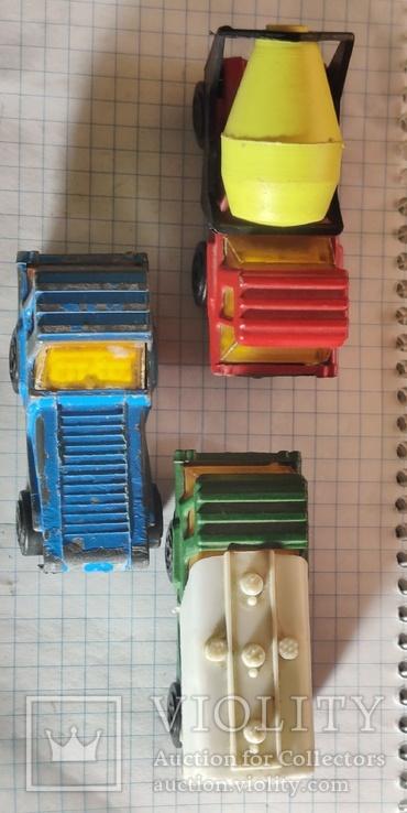 Atlas Truck (metalcar), фото №4