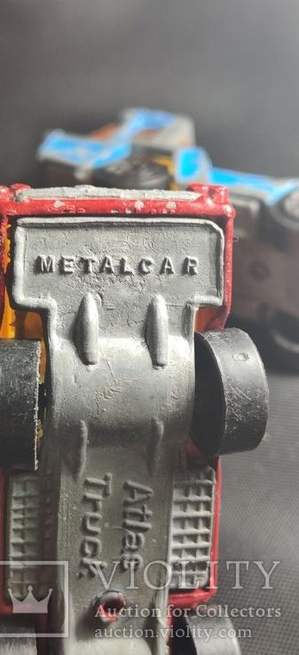 Atlas Truck (metalcar), фото №5