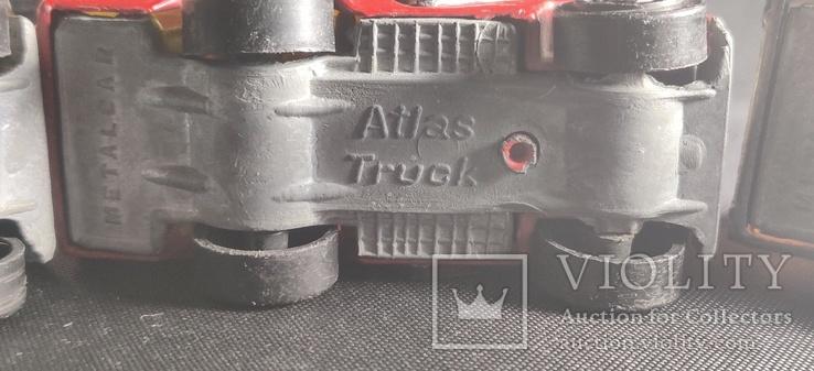 Atlas Truck (metalcar), фото №6