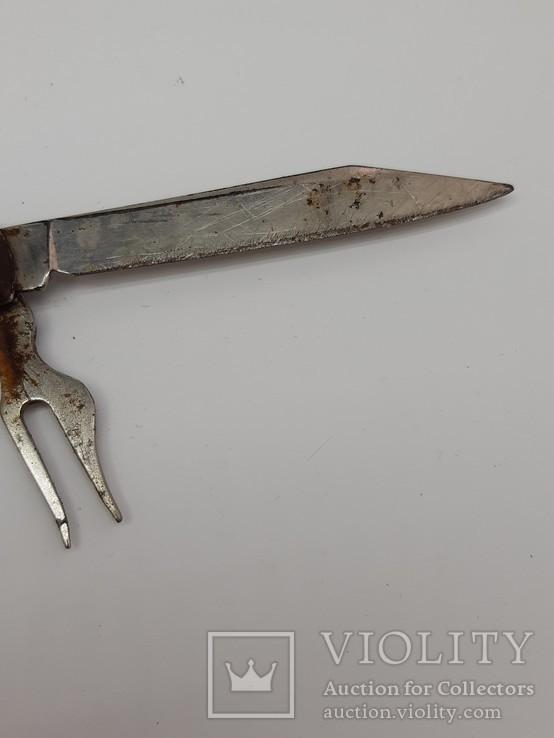 Нож складной, СССР, Знак качества, фото №5