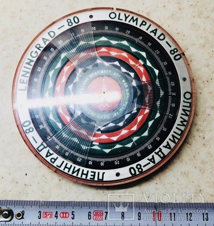 Счётчик биоритмов с символикой Олимпиады., фото №6