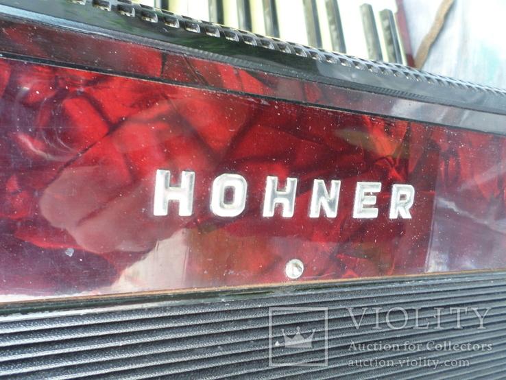 Старый оккордеон HOHNER, фото №9