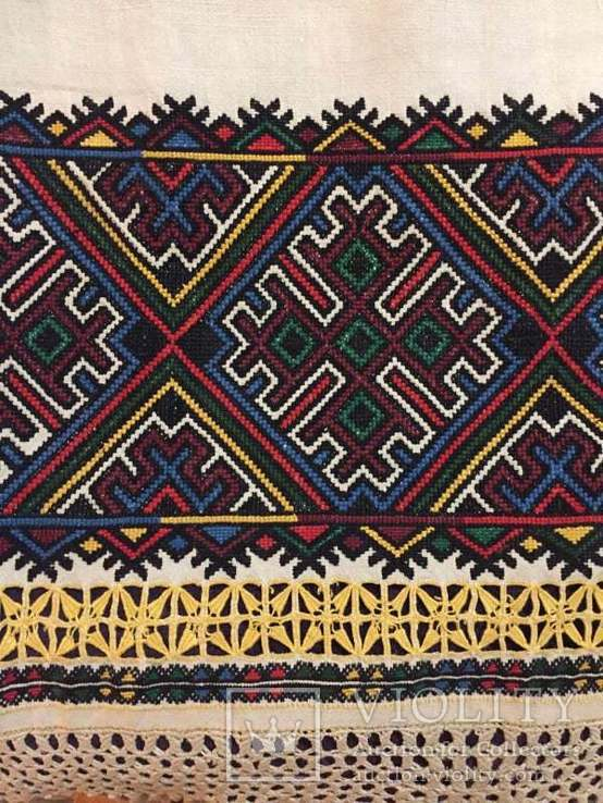 Комплект сорочка та фартух, фото №3
