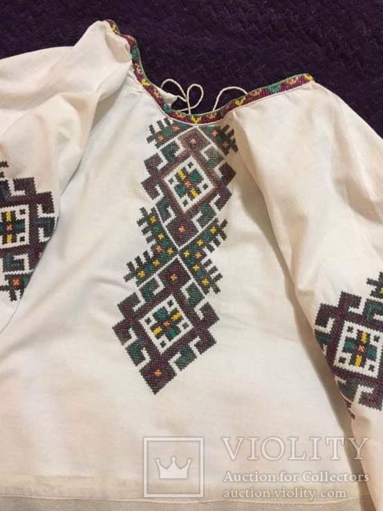 Комплект сорочка та фартух, фото №5