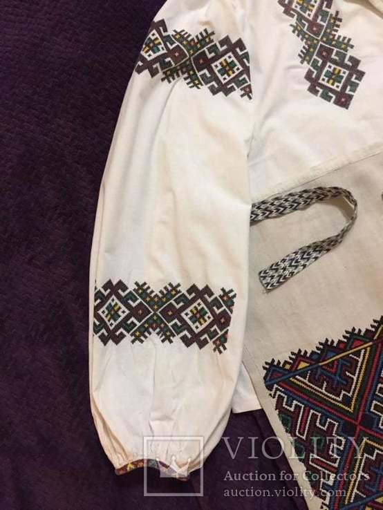 Комплект сорочка та фартух, фото №8
