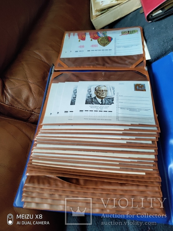 Альбом для открыток и конвертов, фото №4