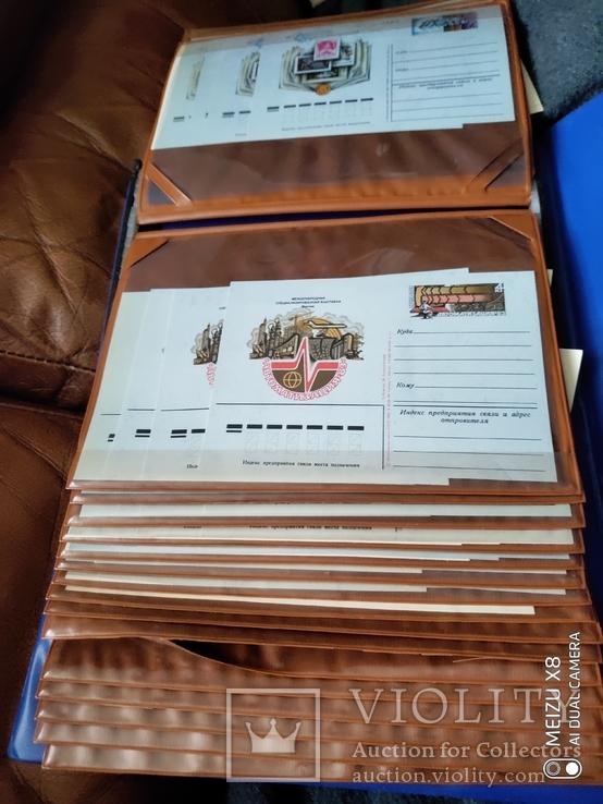 Альбом для открыток и конвертов, фото №7
