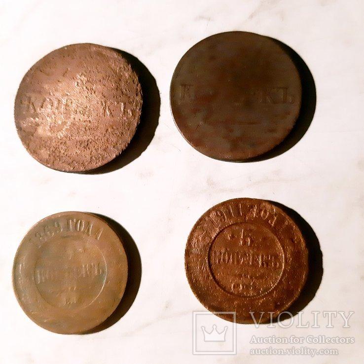 Монеты РИ 60 шт. Одним лотом. См. описание, фото №3