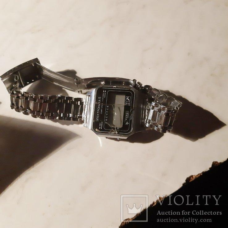 "Часы ""Электроника 5"" номер 404508, фото №3"