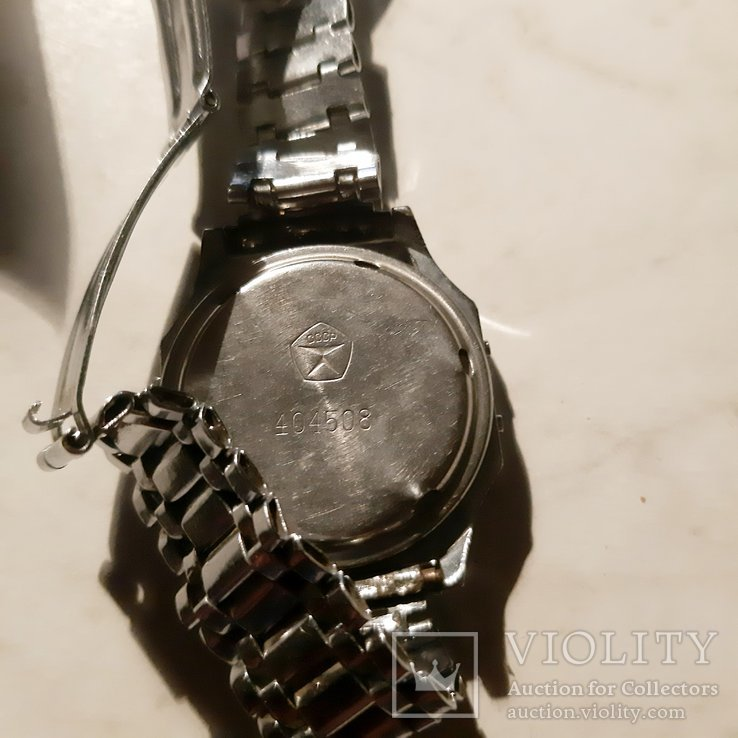 "Часы ""Электроника 5"" номер 404508, фото №5"