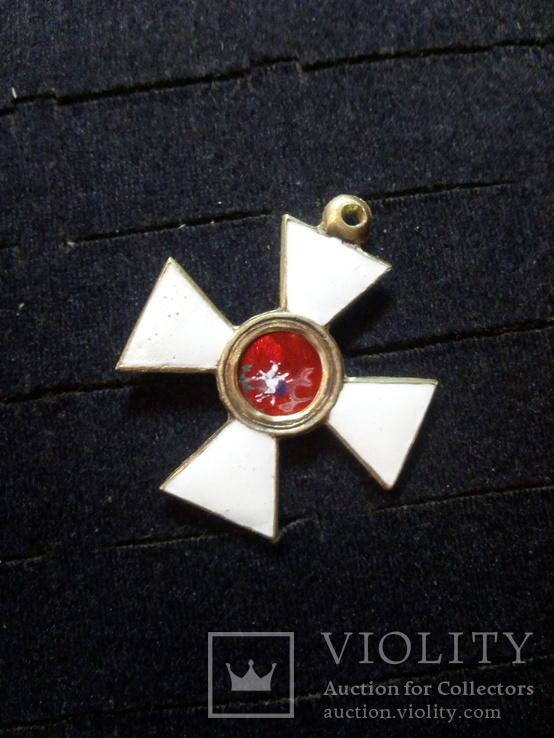 Крест св георгия  4 ст копия, фото №3