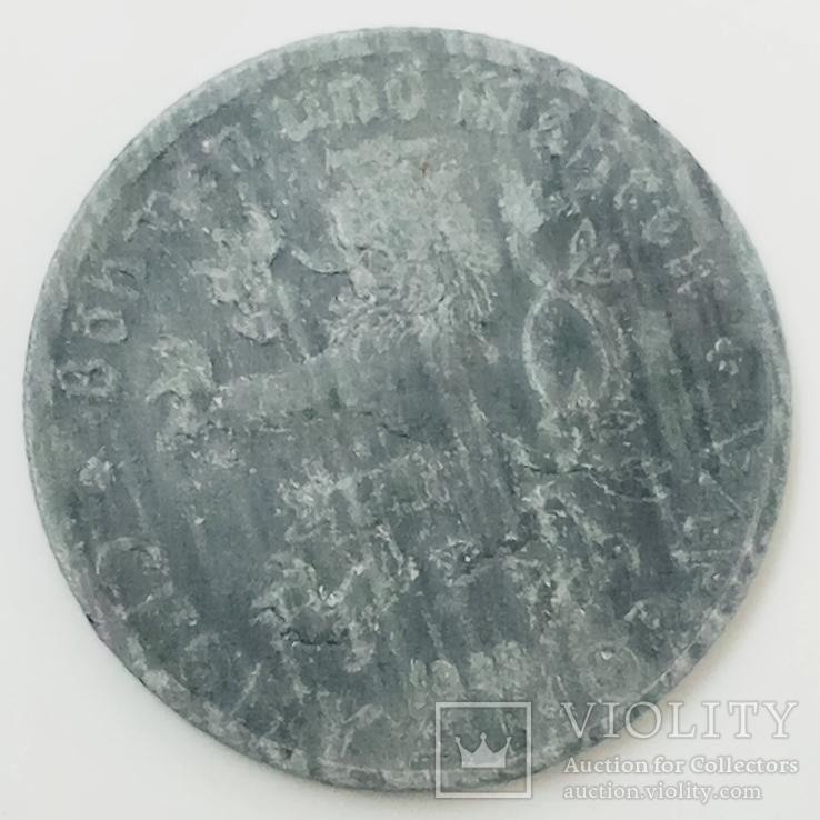 50 геллеров 1943 г. Богемия и Моравия, фото №3