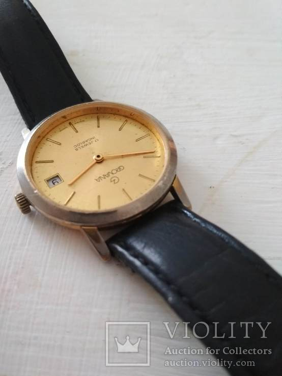 GROVANA швейцарские часы, фото №3