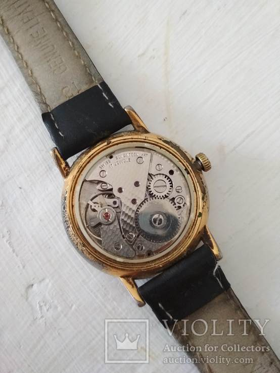 GROVANA швейцарские часы, фото №11
