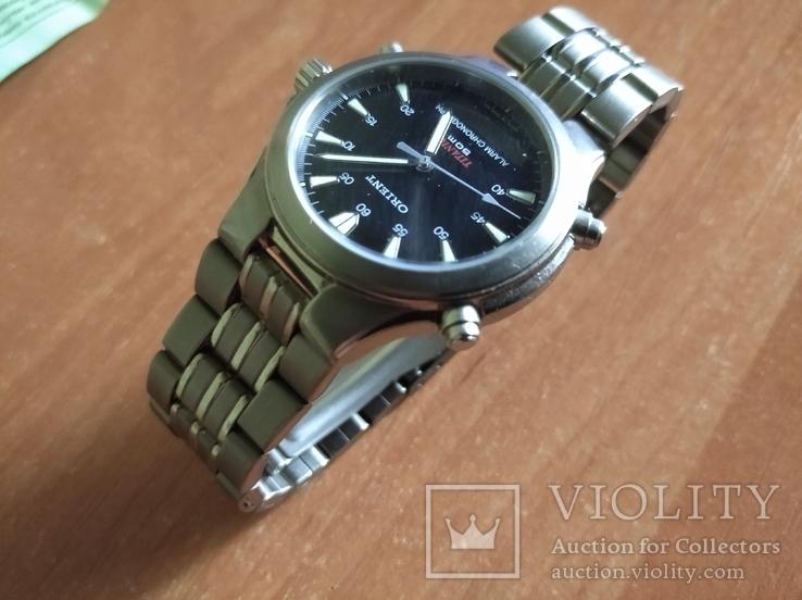 Часы Orient Тiтanium, фото №10