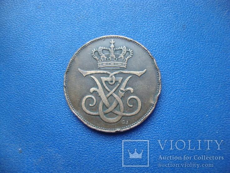 Дания 5 эре 1912, фото №3