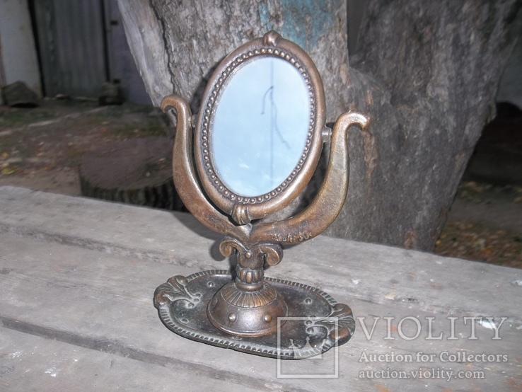 Настольное зеркало.СССР., фото №2
