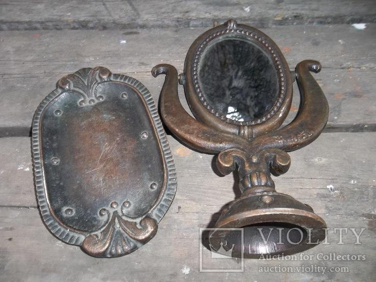 Настольное зеркало.СССР., фото №10