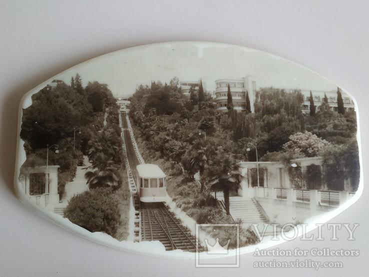 Шкатулка Сочи 1966 г., фото №2