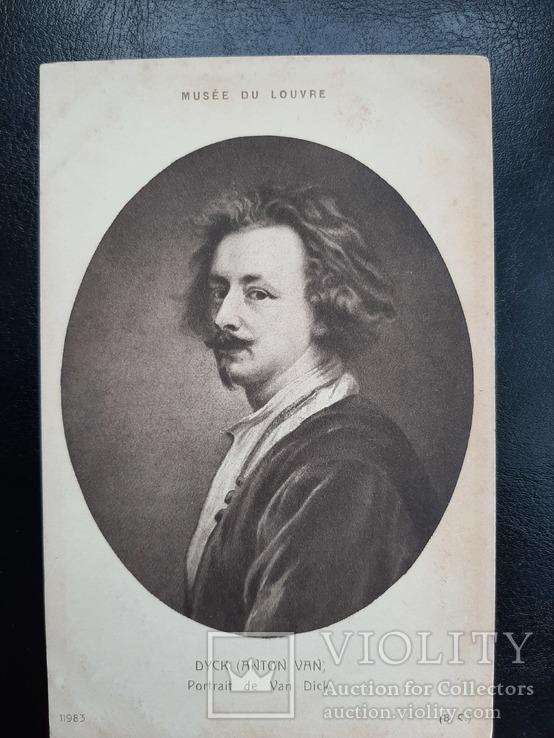 Портрет Ван Дюк, фото №2