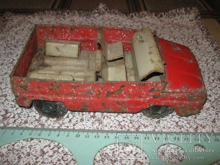 ЛуАЗ, СССР, сталь. Под ремонт, фото №3