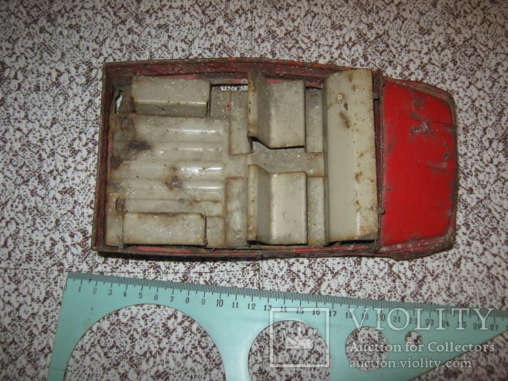 ЛуАЗ, СССР, сталь. Под ремонт, фото №4