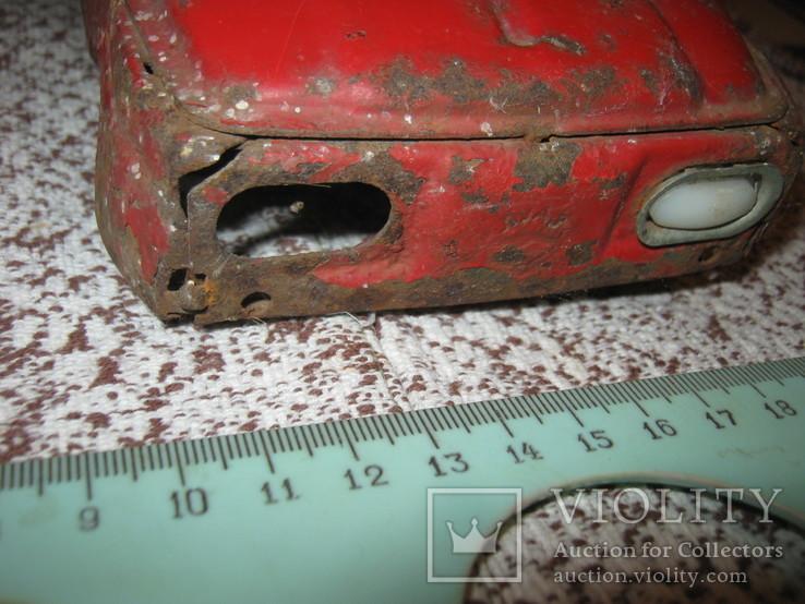 ЛуАЗ, СССР, сталь. Под ремонт, фото №6