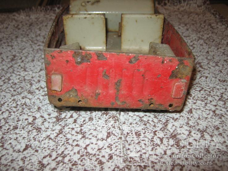 ЛуАЗ, СССР, сталь. Под ремонт, фото №7