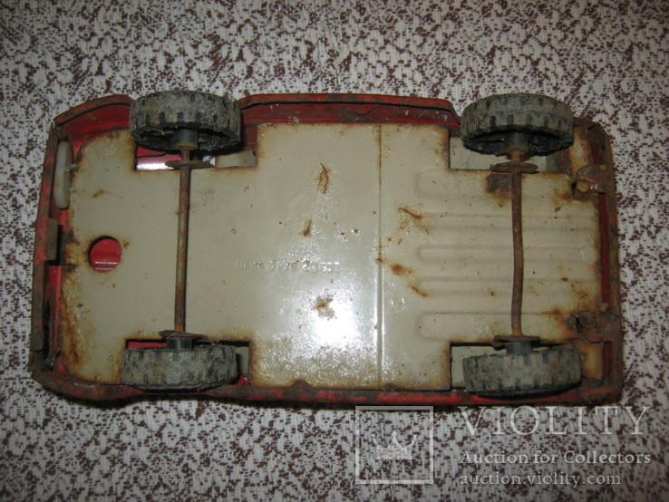 ЛуАЗ, СССР, сталь. Под ремонт, фото №8