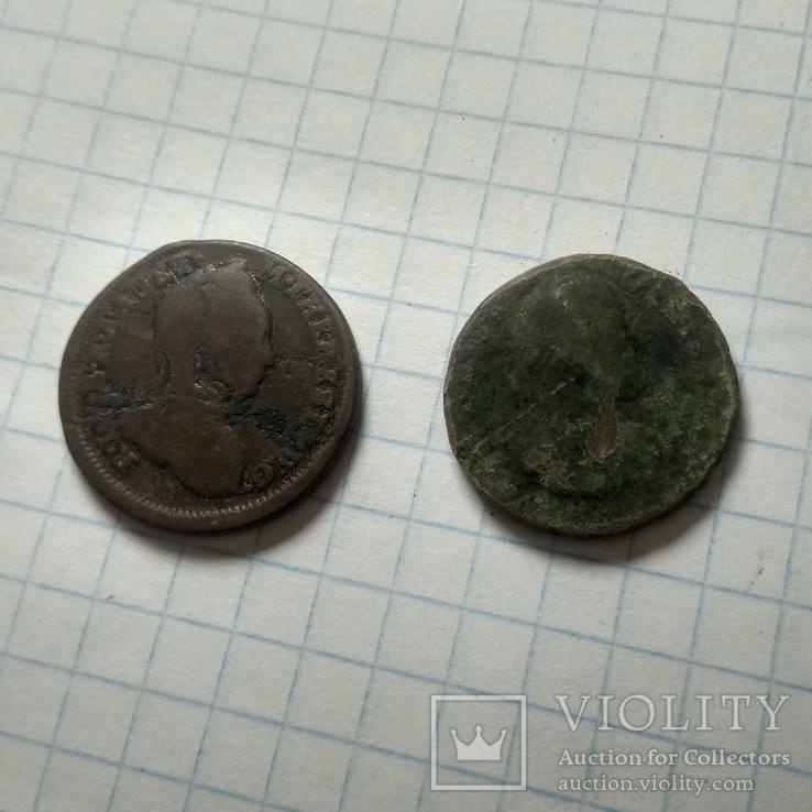 1/2 kreuzzer 1776 , 1774 рр., фото №5