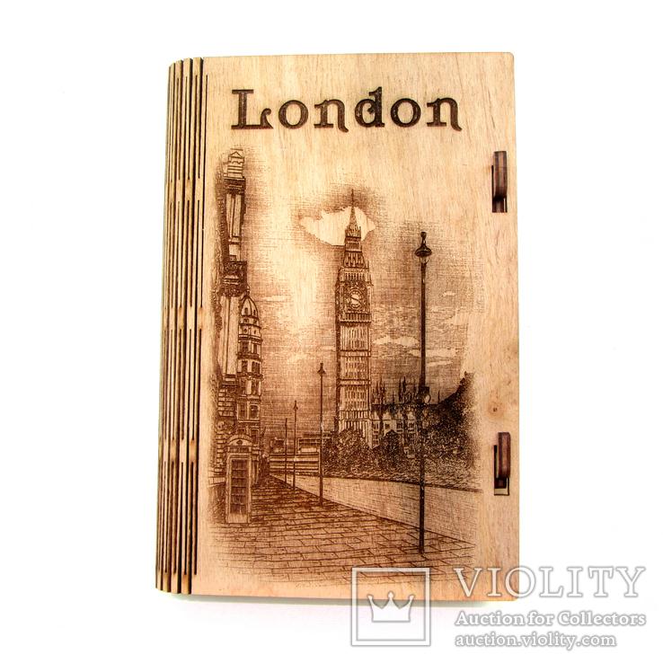"""Шкатулка """"Лондон"""""""
