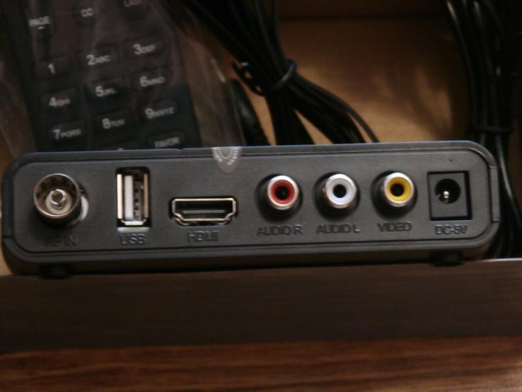 Ресивер(тюнер) DVB-T2 GEOTEX GTX-35 + Megogo,IPTV, фото №5
