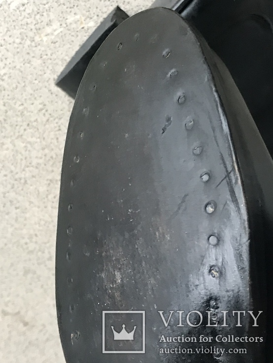 Сапоги  хромовые новые  Киев 42 размер цена 28 рублей, фото №6