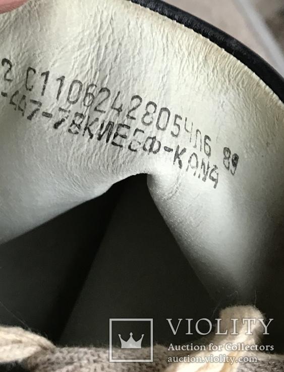 Сапоги  хромовые новые  Киев 42 размер цена 28 рублей, фото №8