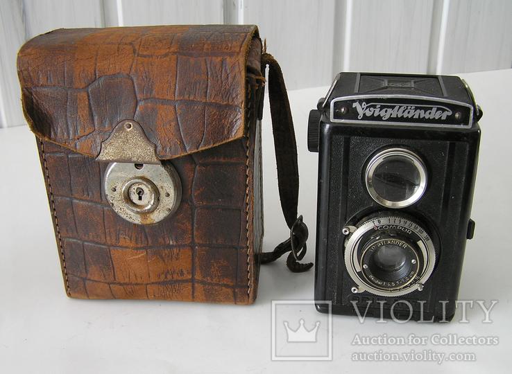 """""""Voigtlander brillant"""" germany, фото №2"""