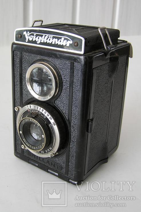"""""""Voigtlander brillant"""" germany, фото №3"""