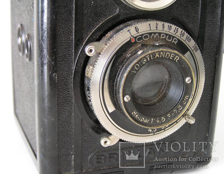 """""""Voigtlander brillant"""" germany, фото №11"""