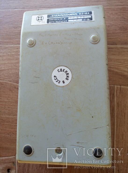 Электроника бз-18а., фото №3
