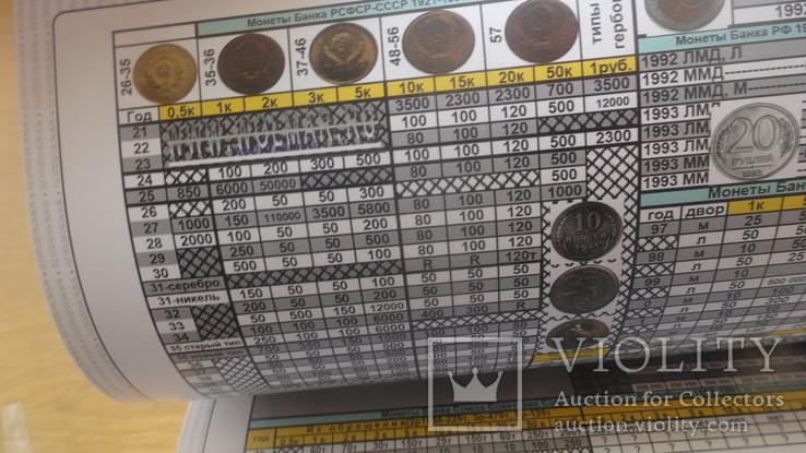 Волмар. Каталог Российских монет и жетонов 1700 - 1918г. XVII выпуск МАРТ 2018, фото №10