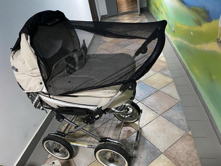Детская коляска классическая Emmaljunga Edge Duo Combi (Швеция), фото №10