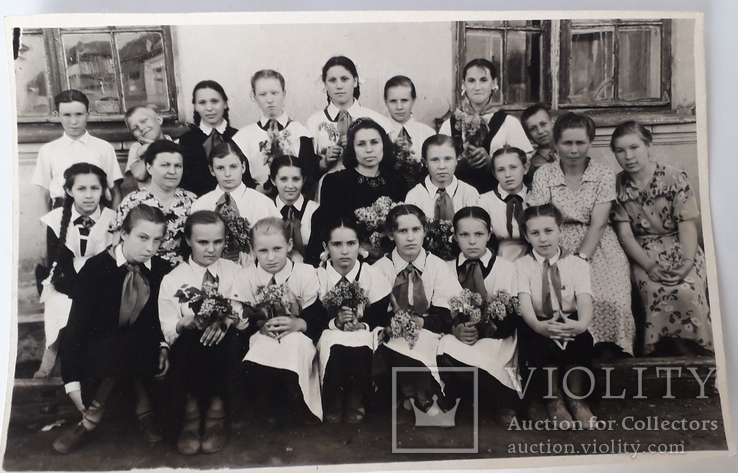 "Фотография ""5А"" (1959 год) 17.5*11, фото №2"