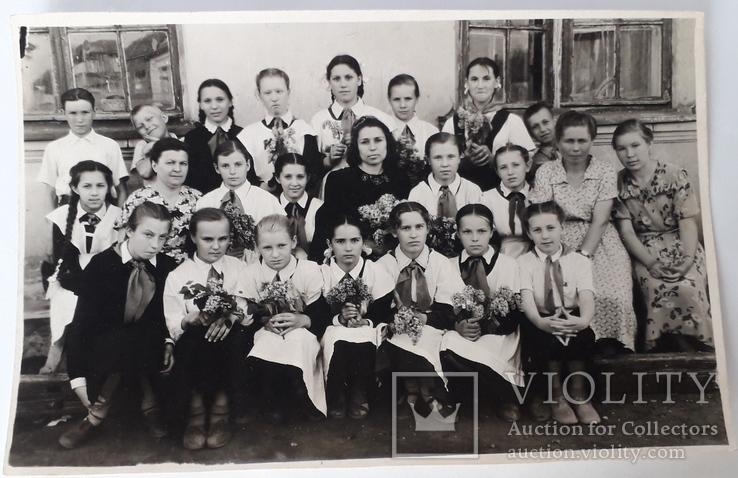"Фотография ""5А"" (1959 год) 17.5*11, фото №3"