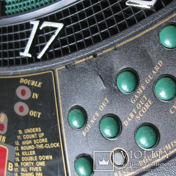"""Игра """"Дартс- MQ-20C"""" электронный, фото №9"""