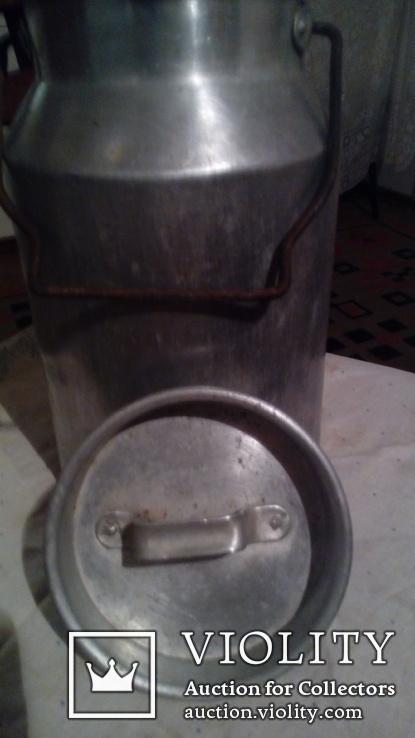 Бидончик аллюминиевый 5л, фото №8