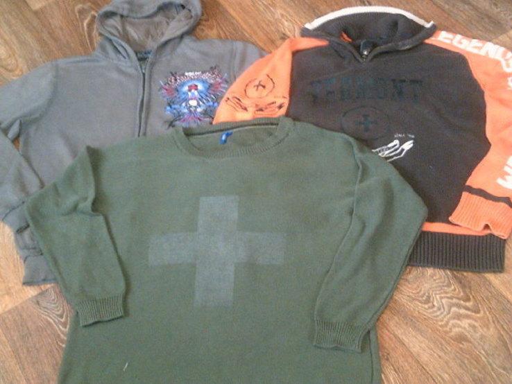 Crusader (крестоносец) - куртка + свитера 3 шт., фото №3
