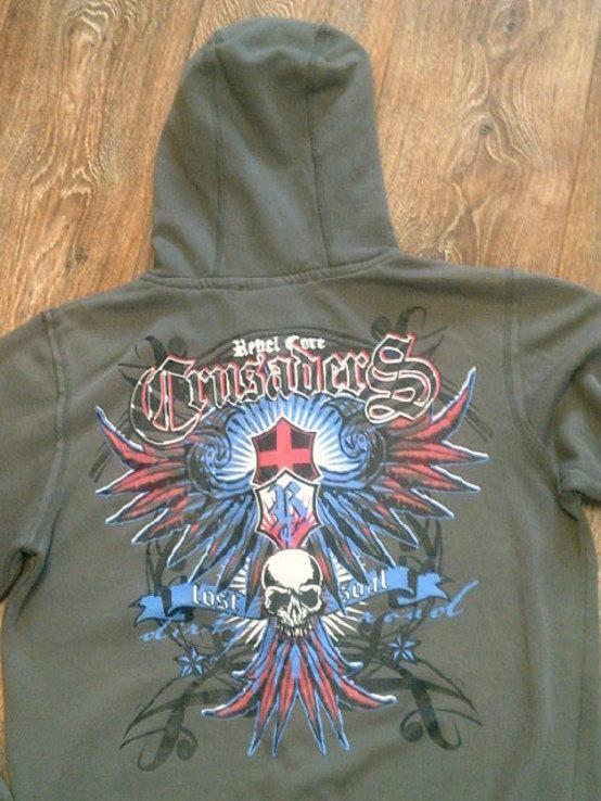 Crusader (крестоносец) - куртка + свитера 3 шт., фото №4