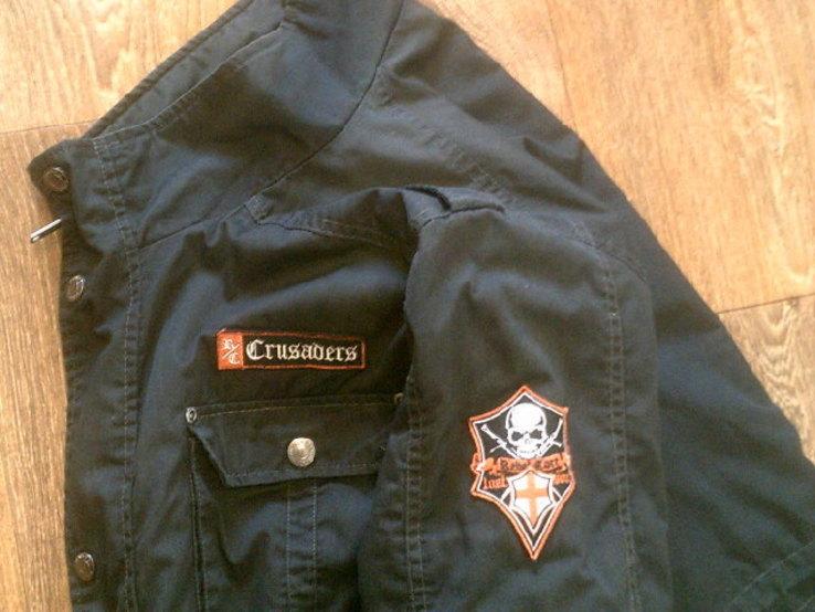 Crusader (крестоносец) - куртка + свитера 3 шт., фото №13