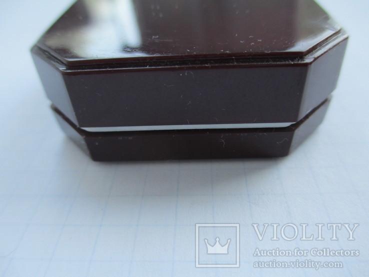 Кулон з ланцюжком + коробочка.925 пр., фото №10