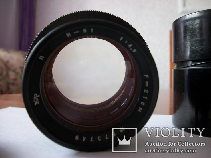 Объектив индустар-51,оригинальные футляр и передняя крышка [для крупноформатных камер], фото №8
